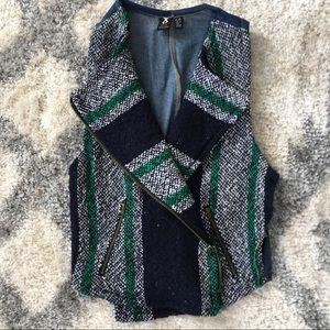 Vintage urban renewal vest size medium